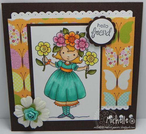 Michelle McDaniel-FlowerGirl