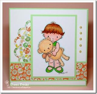danni bindel-teddy baby