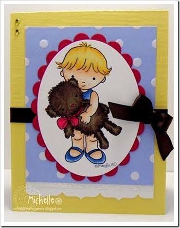 michelle-baby teddy2