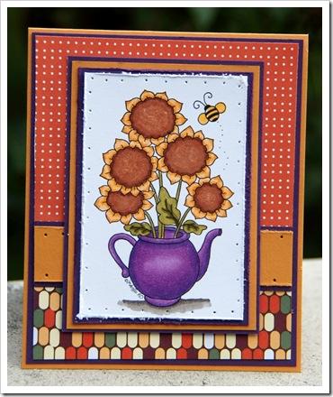 kristen-sunflower teapot