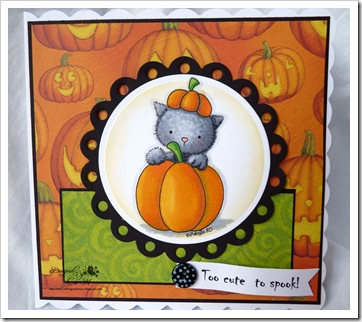 Lis Murphy-Pumpkin Kitty