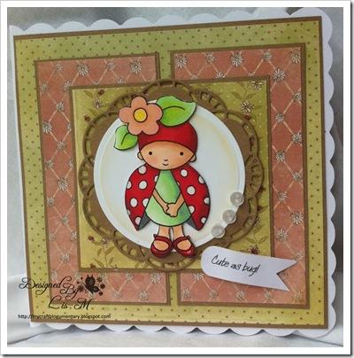 Lis-m little ladybug