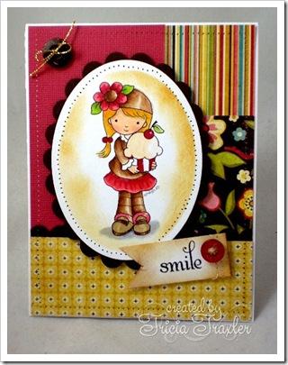 tricia-molly cupcake-julycard
