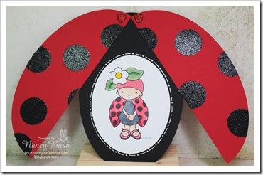 nancy bush-ladybug