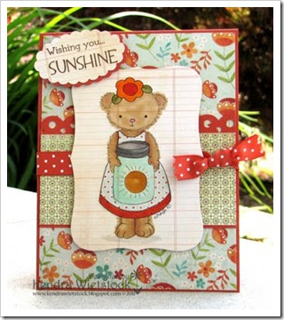 sunshine bear-kendra