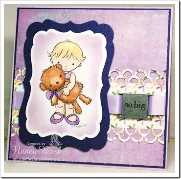 Nancy Bush- Baby Teddy