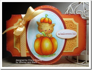 Cheryl Rowley-KITTY IN PUMPKIN (2)