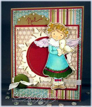 Felicity Digi Stamp
