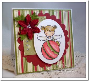 Tricia-ornament angel