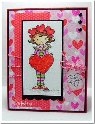 Valentine Girl-Michelle