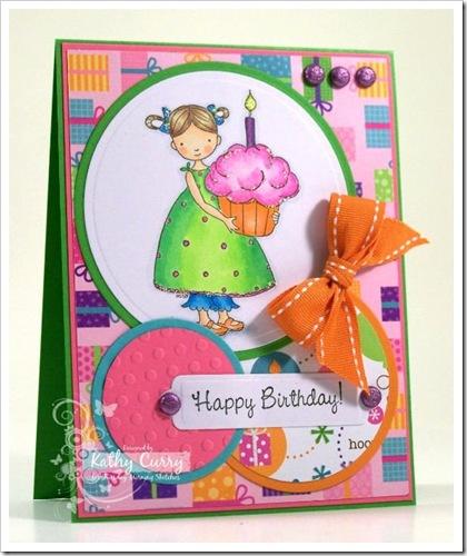 happybday cupcake