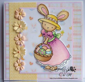 Basket bunny by lis
