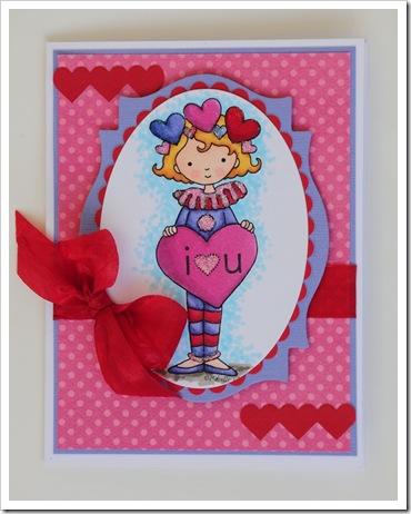 Valentine Girl-Angi