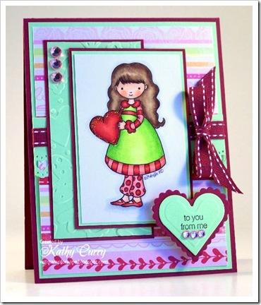 Valentine Girl-kathy