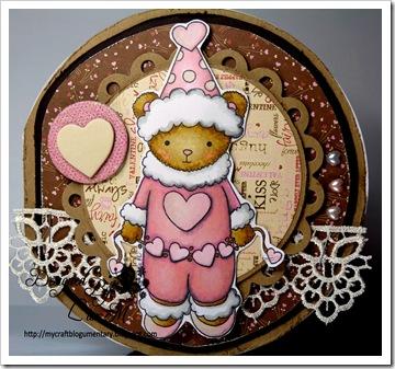 valentine teddy-lis