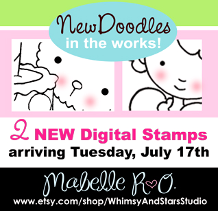 New Digi Stamps coming soon!