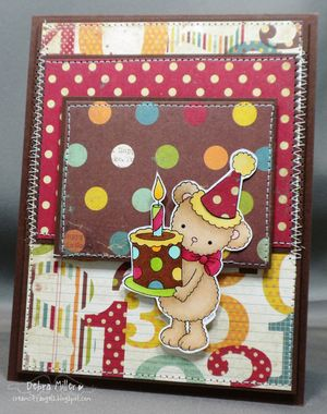 Card by Debra Miller (DT)