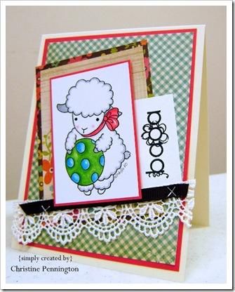 Easter Egg Lamb 1 (2)