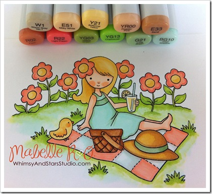 Mabelle RO-Taste of Summer