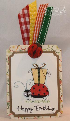 Ladybug-lesa