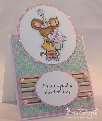 Lucy Cupcake - Lesa