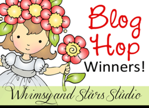 Blog-Hop Winners!
