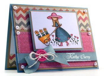 Garden Joy by Kathy
