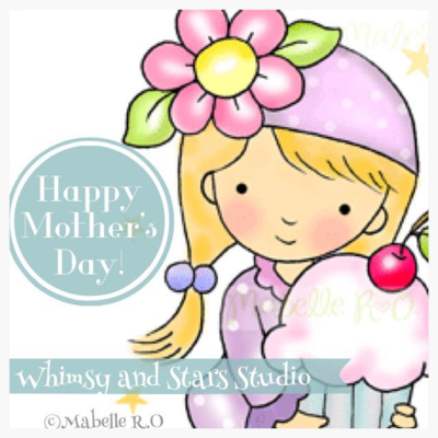 Mothers Day-Whimsy and Stars-mro